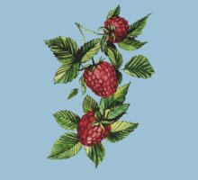 Raspberries Kids Tee