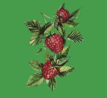 Raspberries Kids Tee