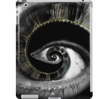 iPAD CASE Infinity of the eye of time iPad Case/Skin