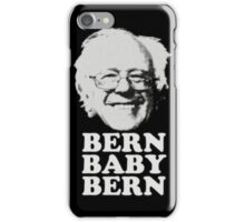 Bern Baby Bern (tall) iPhone Case/Skin