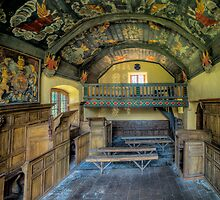 Beautiful 17th Century Chapel by Adrian Evans