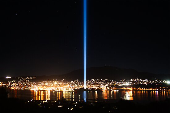 Hobart and DARK MOFO by RevellutioN