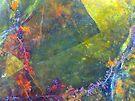 Angles and Flowers (Opalite) by Stephanie Bateman-Graham