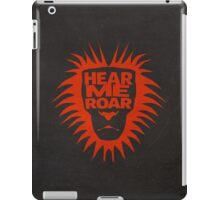 House Lannister, Hear Me Roar 2 iPad Case/Skin