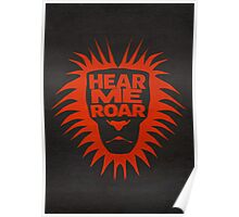 House Lannister, Hear Me Roar 2 Poster