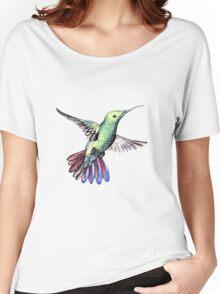 Bird hummingbird Women's Relaxed Fit T-Shirt