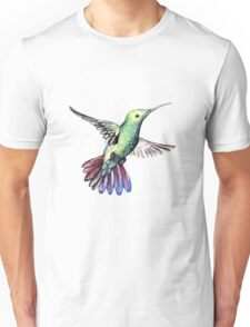 Bird hummingbird Unisex T-Shirt