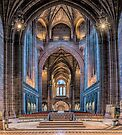 A British Cathedral by Adrian Evans