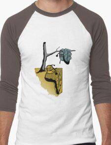 Slavador Dalek Men's Baseball ¾ T-Shirt