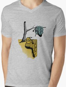 Slavador Dalek Mens V-Neck T-Shirt
