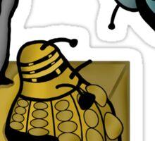 Slavador Dalek Sticker