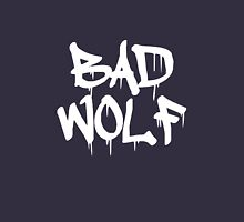 Bad Wolf #1 - White Unisex T-Shirt