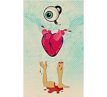 Eye Heart U Photographic Print