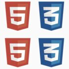 HTML5 + CSS3 ×2 by csyz ★ $1.49 stickers