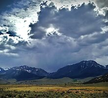Dark clouds by Bockman