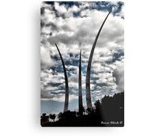 Air Force Memorial Metal Print