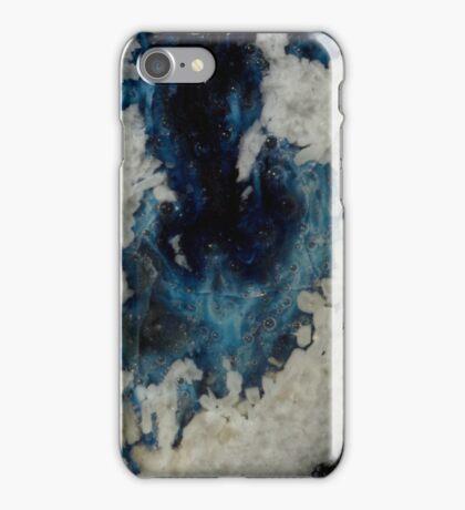 Ecume de verre B iPhone Case/Skin