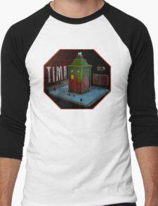 Time Machine Men's Baseball ¾ T-Shirt