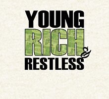 Young Rich & Restless Zipped Hoodie