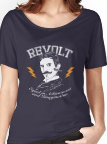 REVOLT Women's Relaxed Fit T-Shirt