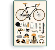 Bike gear Metal Print