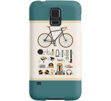 Bike gear Samsung Galaxy Case/Skin