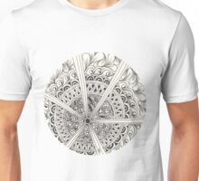 Arial View - Stacked Tangle Unisex T-Shirt