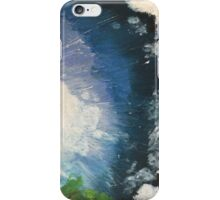 Cloud Scape by Lucy Evanoff iPhone Case/Skin