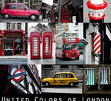 London - iconic images by Andrew Robinson