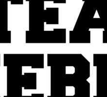 #TEAM BIEBER Sticker
