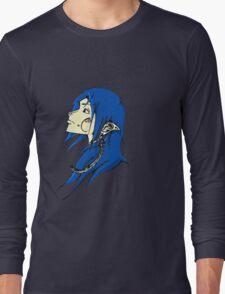 Midnight Elf Design Long Sleeve T-Shirt