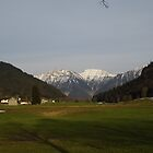 Mountain View in Austria by CadburyKeepsake