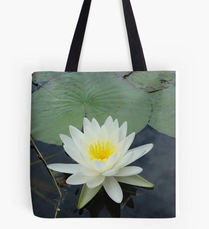 WATERLILY - NYMPHAEA ODORATA  Tote Bag