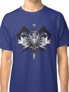 Dragon Hunting Badge Classic T-Shirt