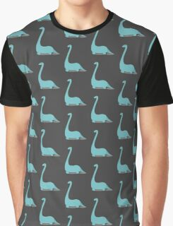 Nessie  Graphic T-Shirt