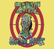 Zombie Shooting Range Kids Clothes