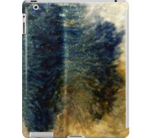Turbulente réflexion  iPad Case/Skin