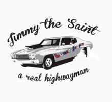 Jimmy the Saint by nightjoy