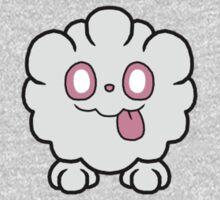 Swirlix Pokedoll Art One Piece - Long Sleeve