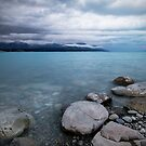 Setting the Mood _ Lake Pukaki by Barbara Burkhardt