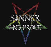 Sinner and Proud T-Shirt