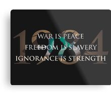 Nineteen Eighty-Four [1984] Metal Print