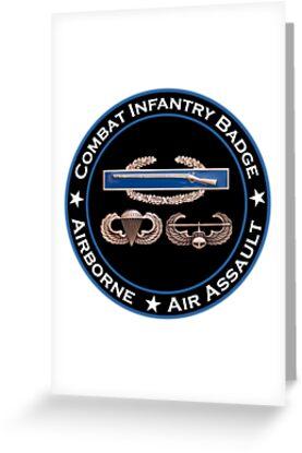 CIB Airborne Air Assault by jcmeyer
