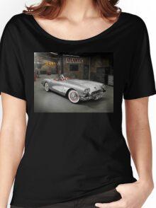 John Ward's 1958 Corvette Women's Relaxed Fit T-Shirt