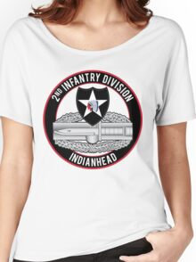 2nd Infantry CAB Women's Relaxed Fit T-Shirt