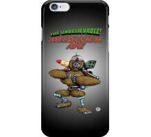 Mechanical Ape iPhone Case/Skin
