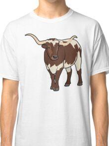 Longhorn Bull Classic T-Shirt