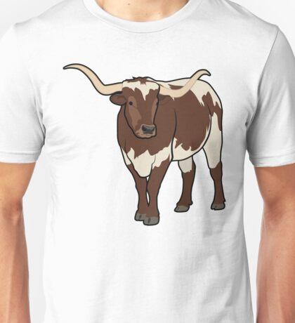 Longhorn Bull Unisex T-Shirt