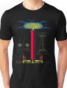 Tesla Coil Unisex T-Shirt