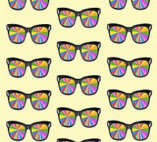 color glasses pattern by benyuenkk